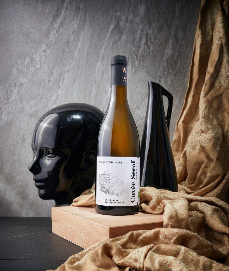 Cuvée Seraf - prezentacja wina