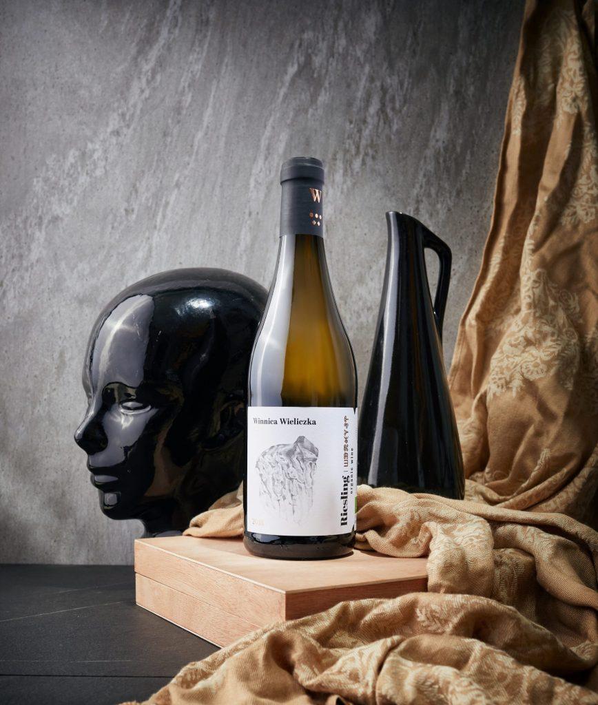 Riesling, prezentacja wina